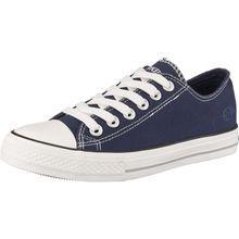 Dockers by Gerli Sneakers Low dunkelblau Damen