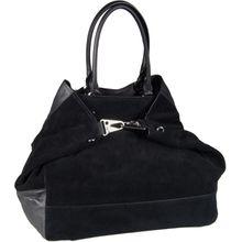 Liebeskind Berlin Handtasche Folded Tote L Black