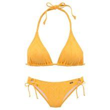 BUFFALO Triangel-Bikini gelb