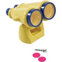 AXI Spielzeug Fernglas gelb/blau