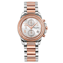 Thomas Sabo Damenuhr silberfarben WA0241-272-201-33 MM