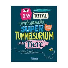 Buch - Das total verbammelte super Tummelsurium der Tiere