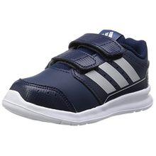 adidas Unisex Baby LK Sport 2 CF I Sneaker, Azul (Maruni/Plamat/Ftwbla), 22 EU