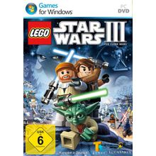 Lego Star Wars 3: The clone Wars PC, Software Pyramide