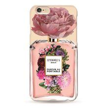 Iphoria Couleur au Portable Flower Bouquet für Apple iPhone 6/6S - Mehrfarbig