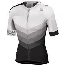 Sportful - Bodyfit Pro 2.0 Evo Jersey - Radtrikot Gr L;M;S;XL türkis/grau;grau/schwarz