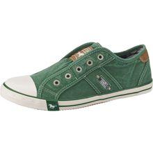 MUSTANG Sneakers Low grün-kombi Damen