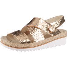 Gabor Klassische Sandalen gold Damen