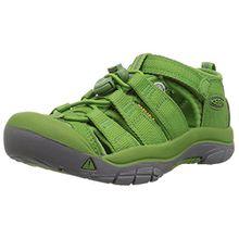 Keen Unisex-Kinder Newport H2 Sandalen Trekking-& Wanderschuhe, Grün (Fluorite Green Fluorite Green), 25/26 EU