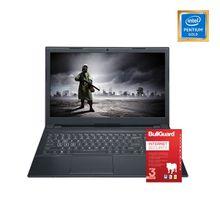 ONE GAMING Notebook, Pentium Gold G5500, GeForce MX150, 8GB »NB 44737«