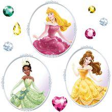 "Komar Fenster-Sticker ""Princess"""