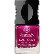 Alessandro Make-up Nagellack Colour Explosion Nagellack Nr. 145 Dark Violet 5 ml