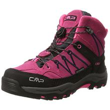 CMP Campagnolo Unisex-Erwachsene Rigel Trekking-& Wanderstiefel, Pink (Pink Fluo-Asphalt), 36 EU
