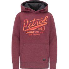 Petrol Industries Sweatshirt orange / pastellrot