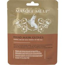 Masque Me Up Pflege Körperpflege Hand Mask Gloves 15 ml