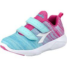 Diadora Sportschuhe X RUN LIGHT 2 JR V für Mädchen türkis/pink Mädchen
