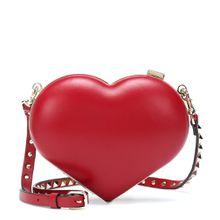 Valentino Garavani Schultertasche Carry Secrets aus Leder