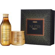 L'Oreal Professionnel Serie Expert Nutrifier Geschenkset Shampoo 300 ml + Masque 250 ml 1 Stk.