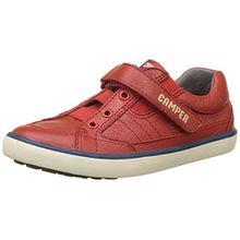 CAMPER Unisex-Kinder Pursuit Sneaker, Rot (Medium Red 610), 29 EU
