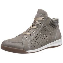 ara Rom, Damen Hohe Sneakers, Grau (grigio,taupe 06), 40 EU (6.5 Damen UK)