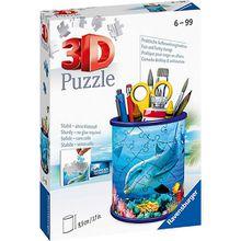 3D-Puzzle Utensilo Unterwasserwelt, 54 Teile
