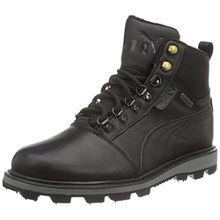 Puma Unisex-Erwachsene Tatau Fur Boot GTX Schneestiefel, Schwarz Black Black 02, 40 EU
