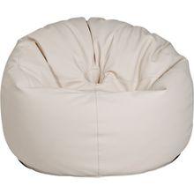 Outdoor-Sitzsack Donut, Skin, kiesel grau