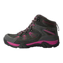Mountain Warehouse Rapid Stiefel für Kinder - Regenstiefel,Wanderschuhe, Kinderschuhe mit Robuster Laufsohle, Wanderstiefel mit Gesteppter Knöchelpartie Rosa 30.5 EU