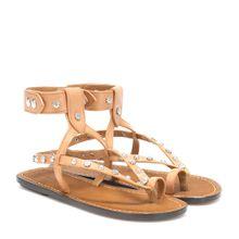 Sandalen Engo aus Leder