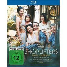 Blu-ray »Shoplifters - Familienbande«