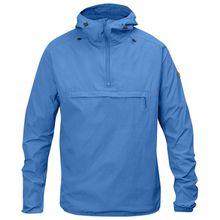 Fjällräven - High Coast Wind Anorak - Softshellpullover Gr XL lila/grau;schwarz/blau