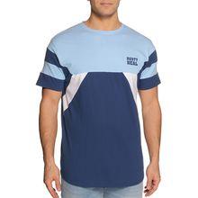 Rusty Neal T-Shirt in blau für Herren