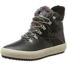 GANT Footwear Damen Amy Hohe Sneaker, Schwarz (Black), 42 EU