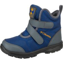 COLUMBIA Winterstiefel 'FAIRBANKS' blau / taubenblau