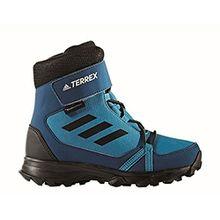 adidas Unisex-Kinder Terrex Snow CF CP CW K Trekking-& Wanderstiefel, Verschiedene Farben (Petmis/Negbas/Azunoc), 34 EU