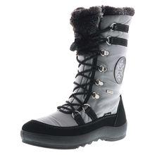 Vista Damen Winterstiefel Snowboots grau grau Damen