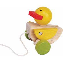 EverEarth® Holzspielzeug, »Nachzieh-Ente«