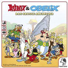 Asterix & Obelix, Das große Abenteuer (Spiel)