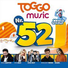 CD Toggo Music 52 Hörbuch