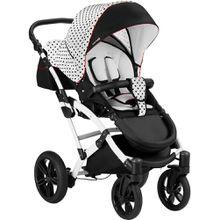 Knorr-Baby Kombikinderwagen Voletto Tupfen Limited Edition