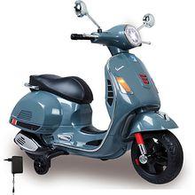 Ride-on Vespa grau 12V