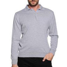 Milano Pullover in grau für Herren