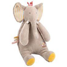Moulin Roty Papoum Plüschtier Elefant