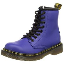 Dr. Martens Delaney Softy T Wild Blue, Unisex-Kinder Bootsschuhe, Blau (Wild Blue), 29 EU (11 Kinder UK)