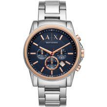 ARMANI EXCHANGE Chronograph 'AX2516' nachtblau / gold / silber