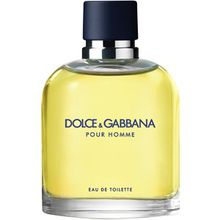 Dolce&Gabbana; Herrendüfte Pour Homme Eau de Toilette Spray 125 ml