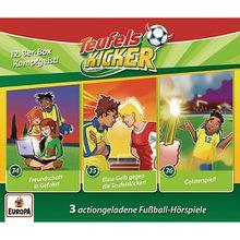 CD Teufelskicker 12/ 3er Box (Folgen 34,35,36) (3 CDs) Hörbuch