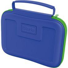 Tasche Tablet PC Kurio blau 7/8''  Kinder