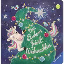 Buch - Das Einhorn feiert Weihnachten