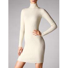 Merino Rib Dress - 8596 - L